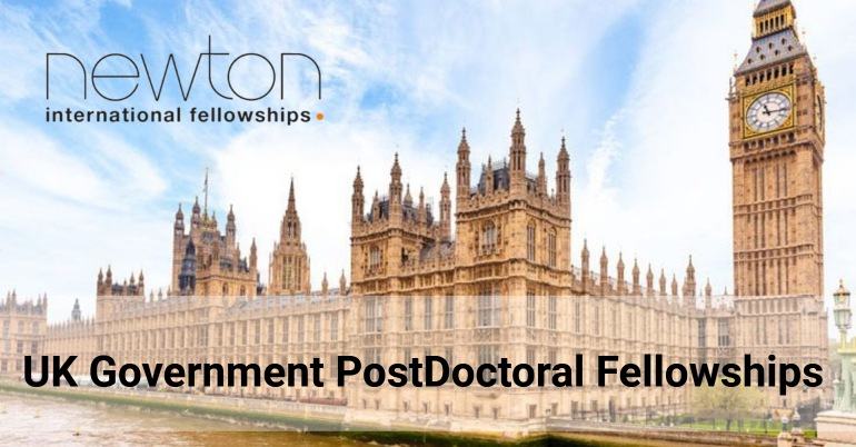 UK Government PostDoctoral Fellowships 2019 - Fully Funded