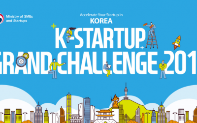 K-Startup Grand Challenge 2019 by Korean Government