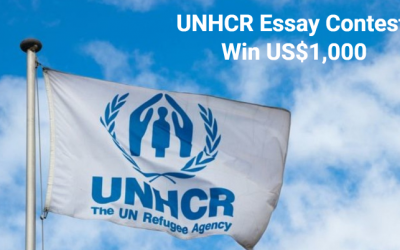 UNHCR Essay Contest 2019 for Research on Forced Displacement in Africa (Win US$1,000)