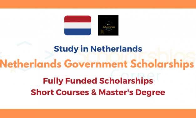 Masters Scholarships Archives - Scholarships Corner ...